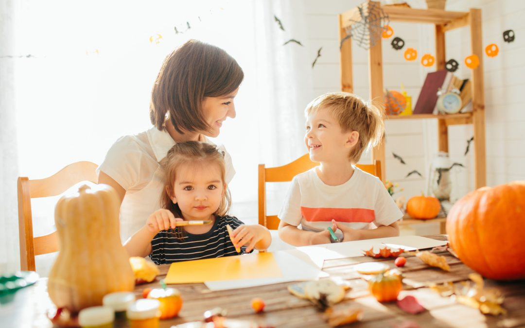 Halloween Crafts for the Whole Family